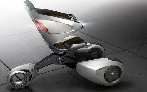 未来交通工具