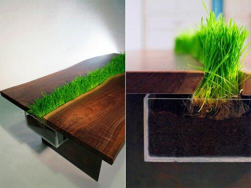 绿色办公桌(二)