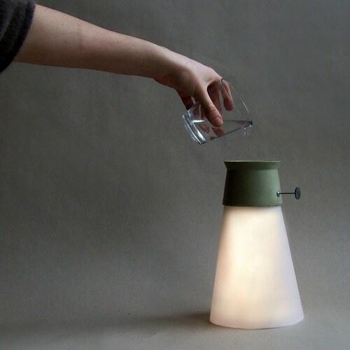 水动力电能灯