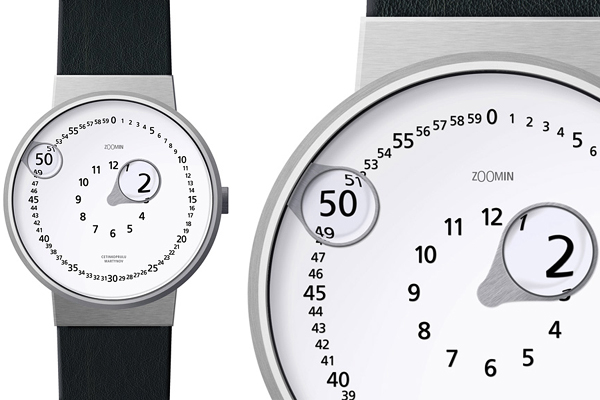Zoomin 泡泡手表