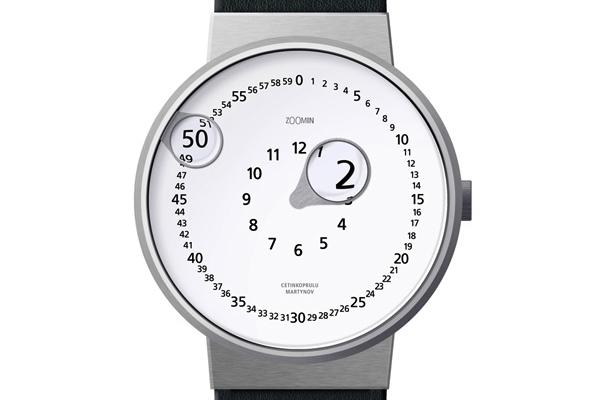 Zoomin 泡泡手表(二)