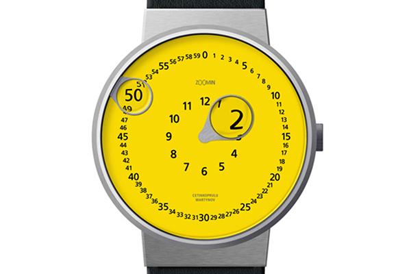 Zoomin 泡泡手表(三)