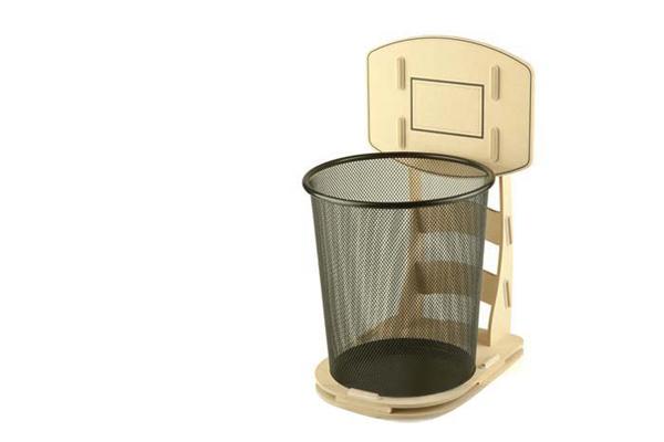 创新垃圾桶