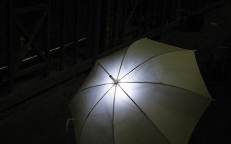 发光雨伞(二)