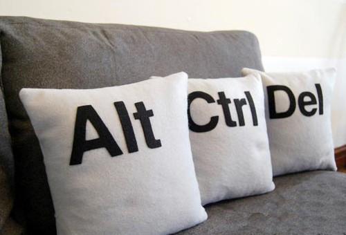 创意有趣的键盘抱枕
