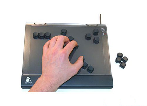 可以自定义键位的键盘