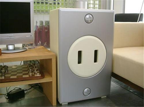 易记棋牌电插头柜子 给你最酷的家居-玩意儿