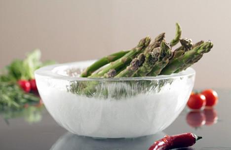 纯冰保鲜碗可以放蔬菜