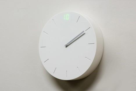 特立独行的时钟