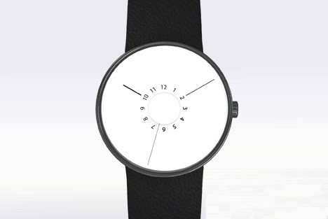 特立独行的腕表