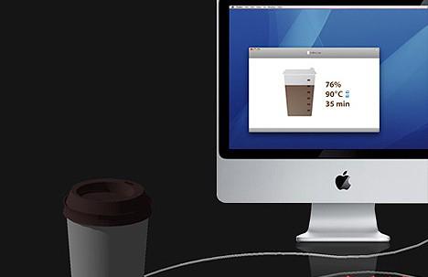 USB加热咖啡怀