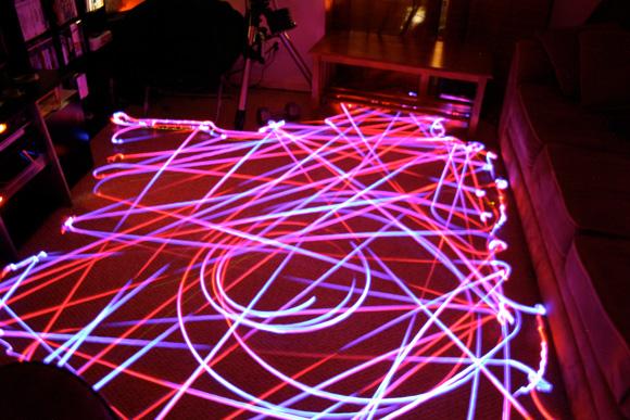美利达自行车官网吸尘器的灯光竟可以如何绚丽-玩意儿