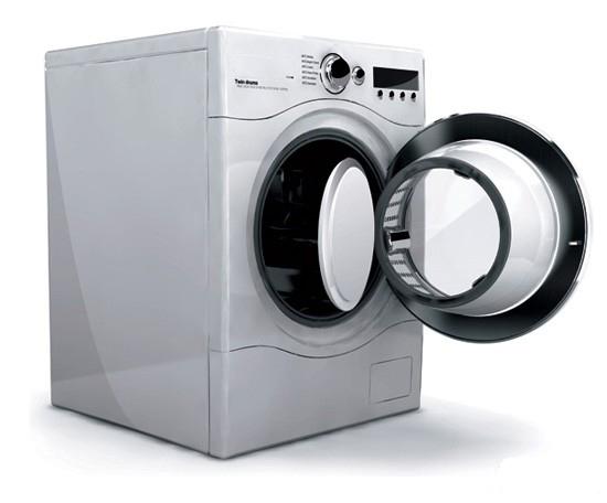 皇家国际双层滚筒洗衣机-玩意儿
