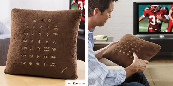 抱枕遥控器