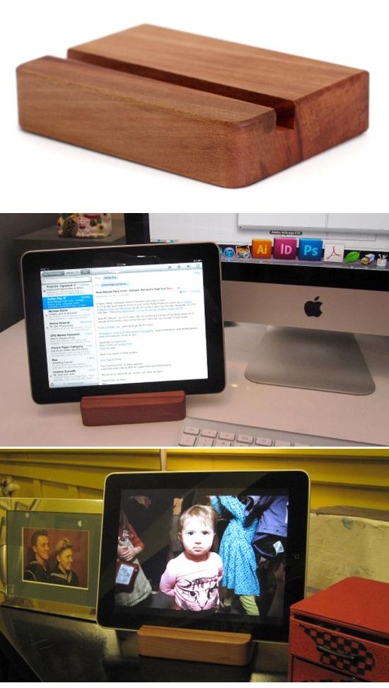 舒舒服服的使用iPad吧