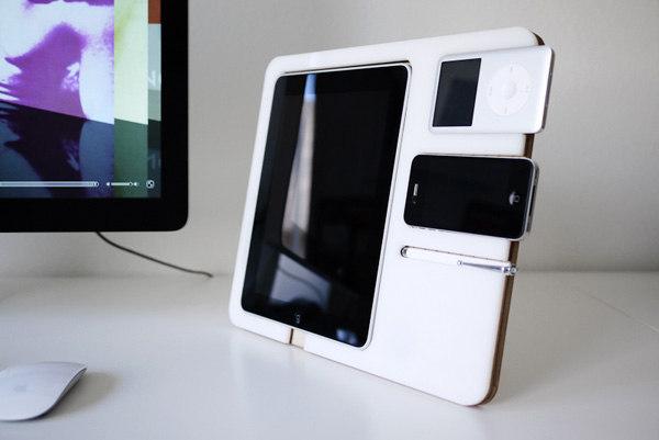 苹果产品展示台(二)