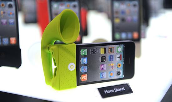 iPhone4的大喇叭
