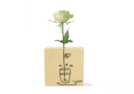 DIY涂鸦花瓶带来好的心情