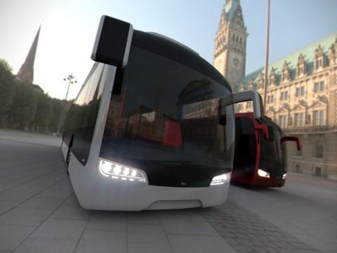 概念公交车