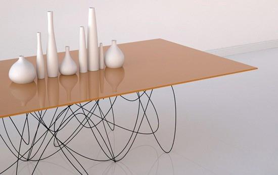 量子运动桌桌面