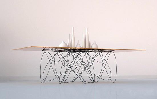 量子运动桌子