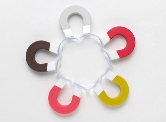 造型漂亮的磁铁(二)