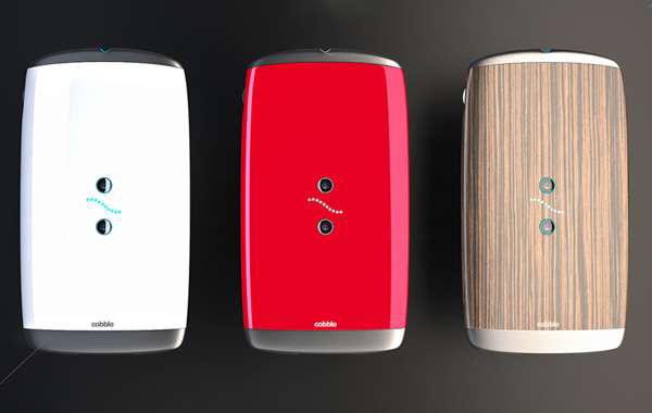 搭载微软最新操作系统的概念手机