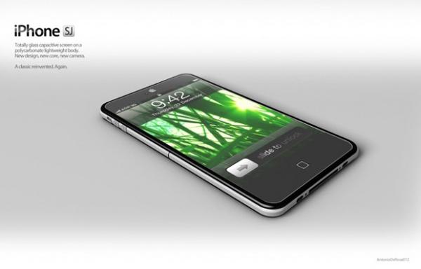 iPhone SJ (四)