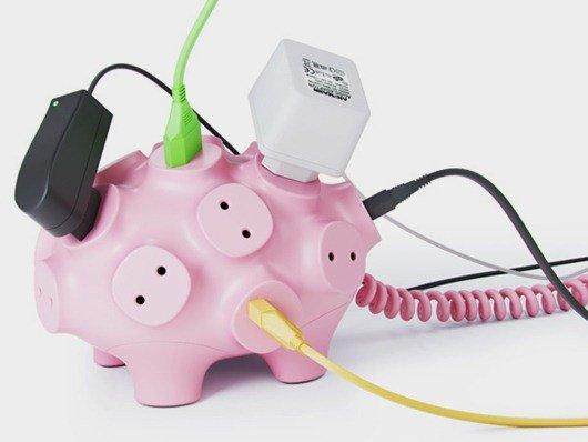 小猪插座(二)