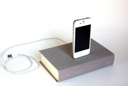 可以充电的书籍