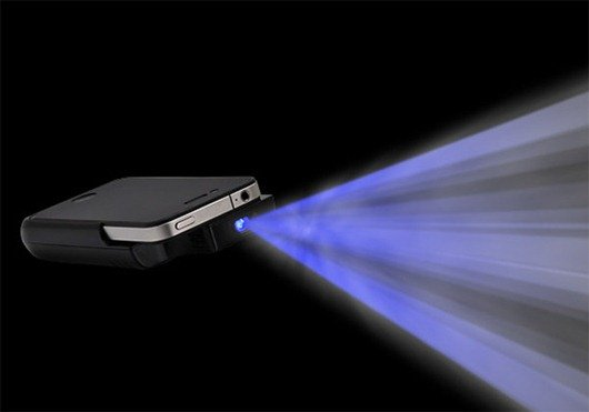 iPhone投影仪