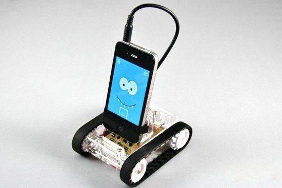 iPhone机器人