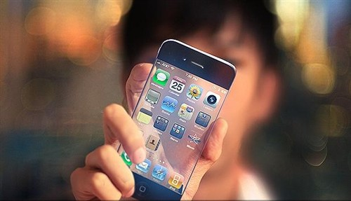 iPhone5概念手机