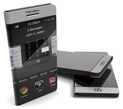 黑莓概念手机(六)