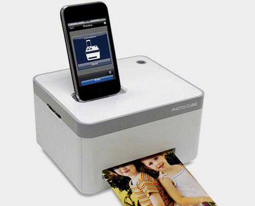 iPhone打印机