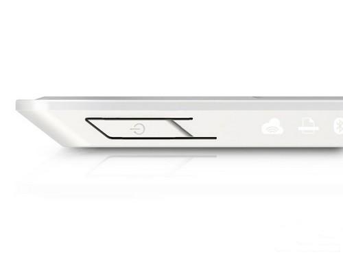 Fujitsu Iris 半透明概念平板电脑