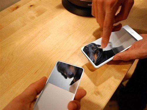 富士通概念手机(二)