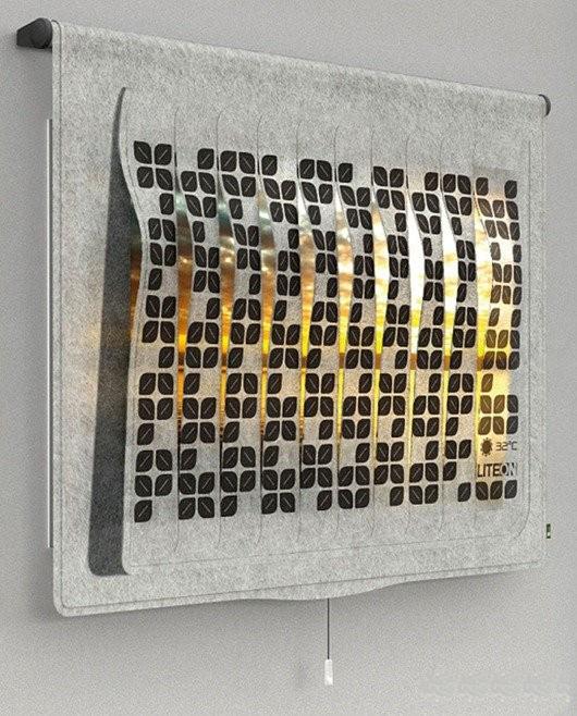 太阳能百叶窗(二)