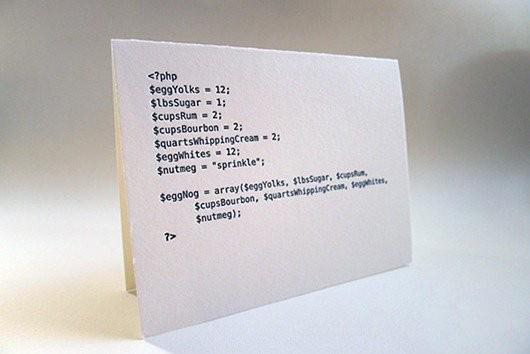 用代码写出来的节日卡片(二)