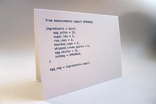 用代码写出来的节日卡片(四)