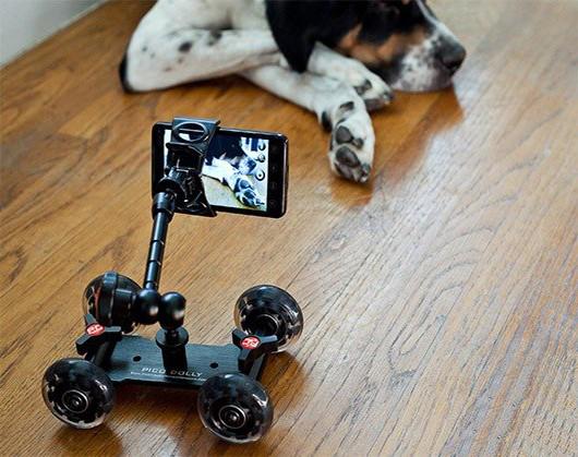四轮相机架