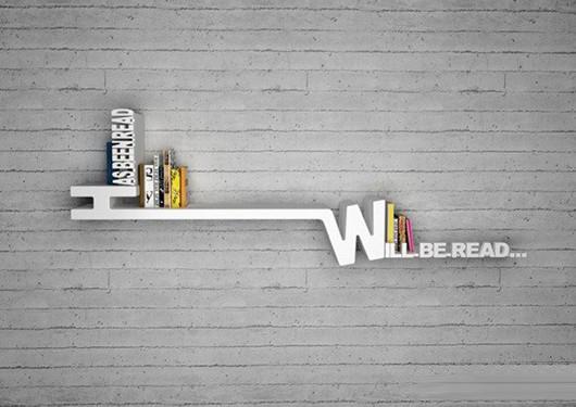 已读未读分类书架