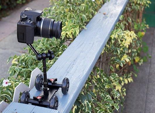 四轮相机架(二)