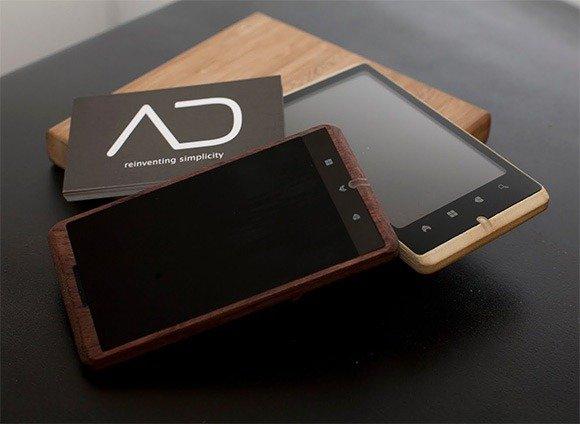 竹子材料手机