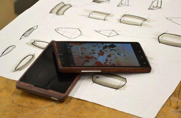竹子材料手机(三)