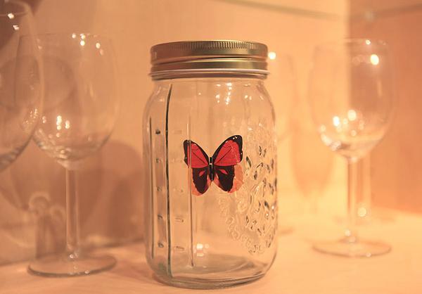 蝴蝶罐(二)