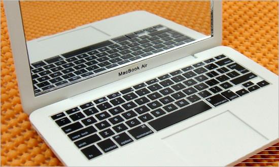 MACPRO笔记本化妆镜