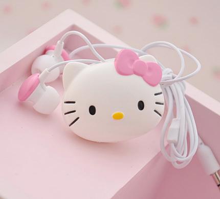 Hello Kitty 卡通耳机