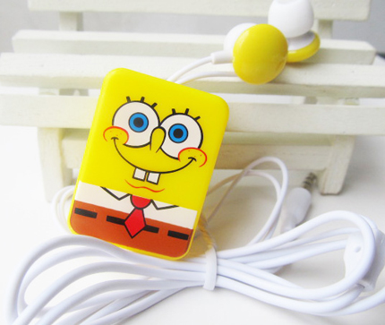 海面宝宝卡通耳机