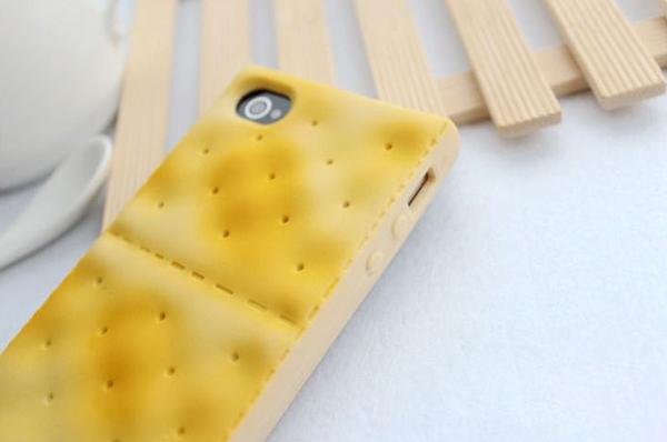 饼干样式的iPhone手机壳